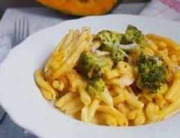 Caserecce-zucca-broccoli-gorgonzola