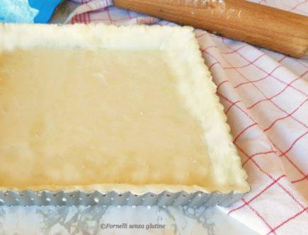 Pasta brisee senza glutine