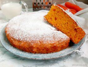 Torta-di-carote-senza-glutine